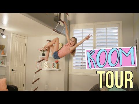 Awesome Room Tour with Loft! 2016!
