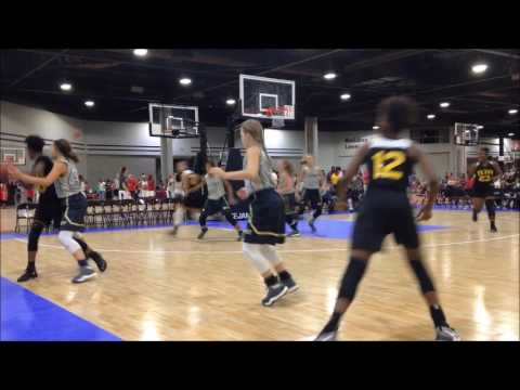 Pistols East Elite 2019 vs TN Fury - Armes - July 29, 2017 Showcase Semi-Finals