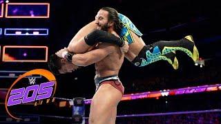 Akira Tozawa vs. Tony Nese: WWE 205 Live, Dec. 26, 2017