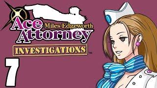 Ace Attorney Investigations: Miles Edgeworth -7- Ms. Mountain Range
