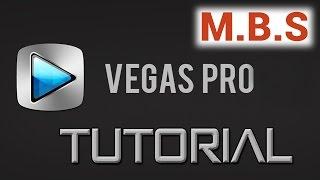 Sony Vegas 13. Решение проблемы потемнения видео