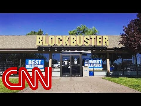 Theresa - Is Official, This is the LAST Blockbuster Video Left on Earth!