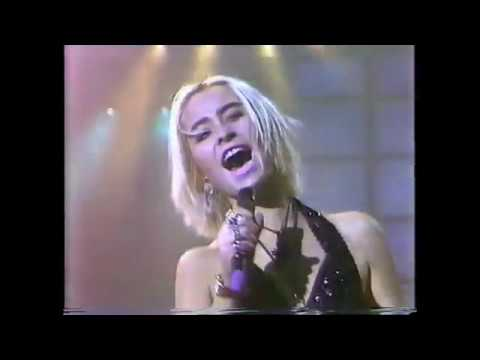 Transvision Vamp -  Baby I don't care - Australian TV studio 1989