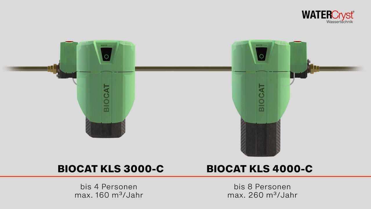 BIOCAT KLS 3000-C von WaterCryst  | Produkt im Blickpunkt