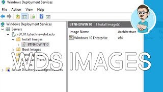 Adding Install & Boot Image in WDS | Windows Server 2019 | Create a Windows Image Tutorial - Part 7