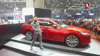 Женева 2018: Нова Mazda 6 І Новий Двигун