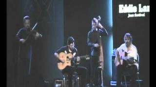 EDDIE LANG JAZZ FESTIVAL - Joscho Stephan - Bosa Dorado