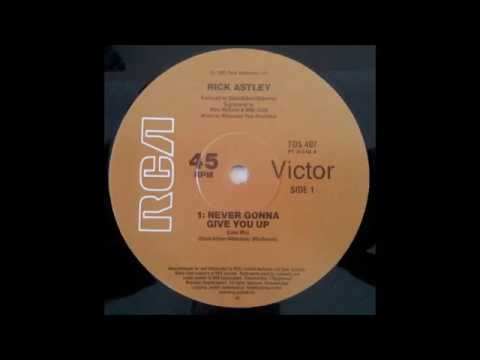 Rick Astley - Never Gonna Give You Up (Cake Mix) - YouTube - photo #30