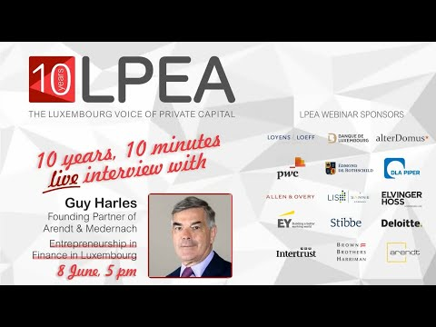 10 Years, 10 Minutes with Guy Harles