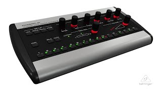 POWERPLAY P16-M 16-Channel Digital Personal Mixer