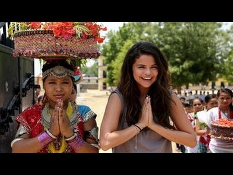 Selena Gomez's Super Fun Nepal Trip -- Doing Fine Without Justin Bieber