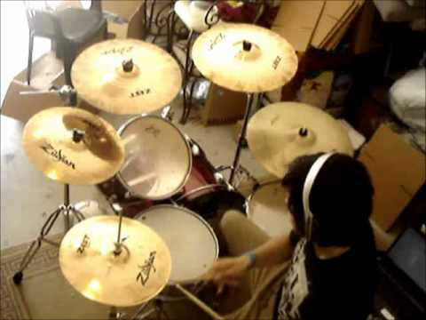 The Bravery - Unconditional (Drum Cover)