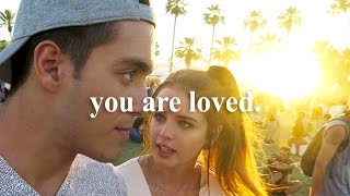 YOU ARE LOVED | COACHELLA WEEKEND