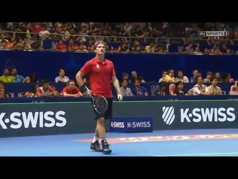 [HD] Carlos Moya vs Fabrice Santoro FULL MATCH IPTL Singapore 2015