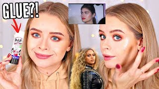 WHAT I LEARNT FROM BEYONCE'S MAKEUP ARTIST MASTERCLASS!! | sophdoesnails