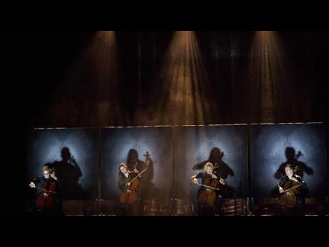 Apocalyptica - One | Live In @Istanbul,Turkey at Volkswagen Arena (Play Metallica By Four Cellos)