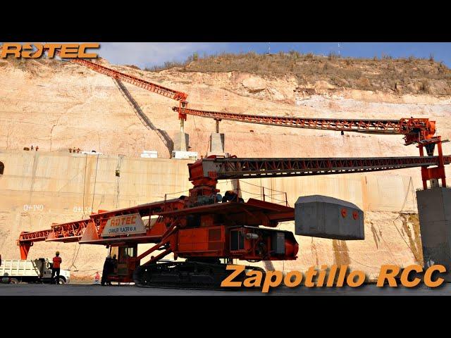 Zapotillo RCC Dam