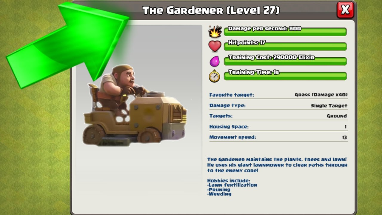 Clash Of Clans - NEW TROOPS! - ITS ALL UP TO YOU! CREATE YOUR OWN ...