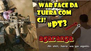 Baixar GamePlay War Face - WAR FACE DA ZOERA  #PT3  COM CJ DO GTA