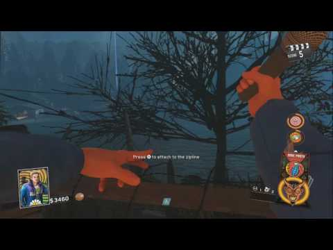 Rave in the Redwoods Easter Egg Done by Round 5 Guide Solo (tips and tricks)