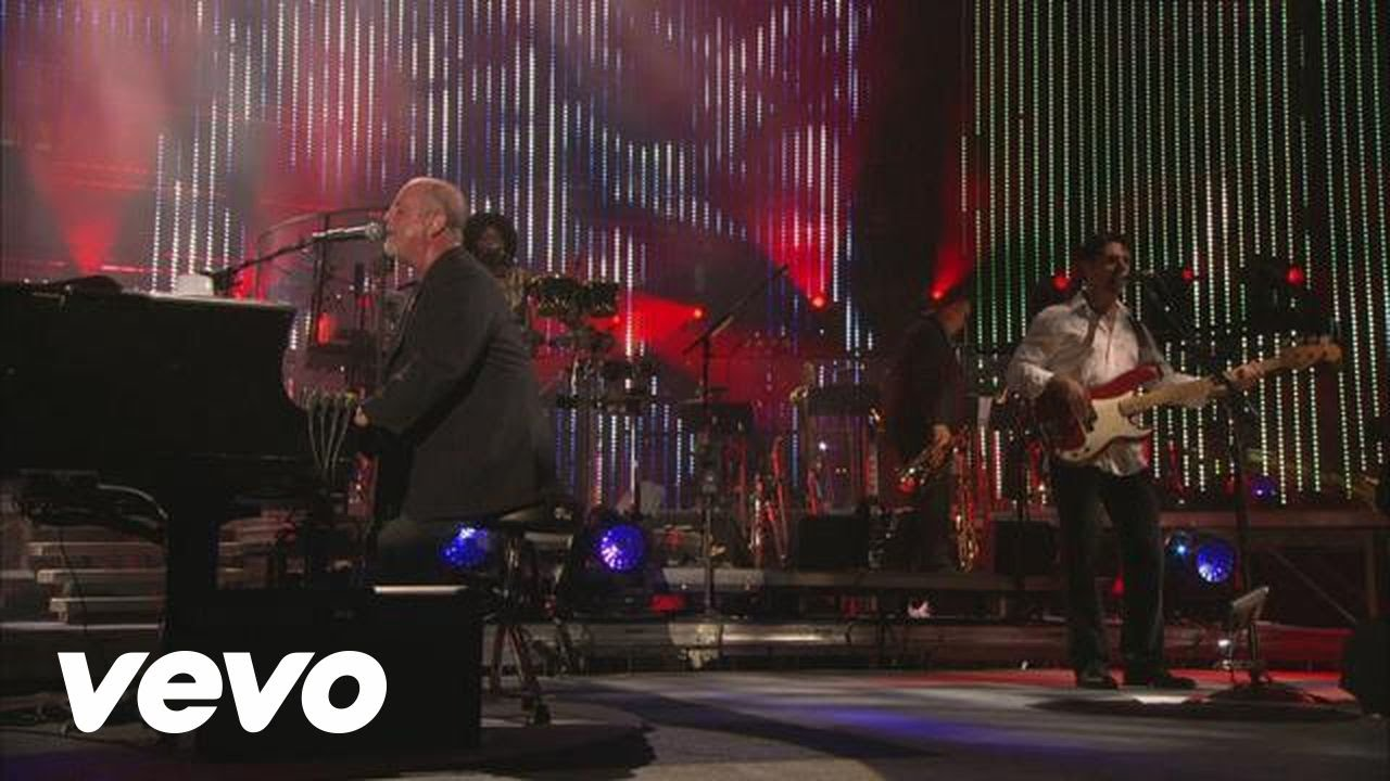 Billy Joel Zanzibar From Live At Shea Stadium Youtube