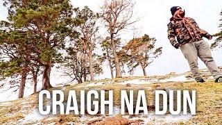 CRAIGH NA DUN - OUTLANDER FILMING LOCATION TOUR