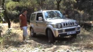 Suzuki Jimny Review (test)