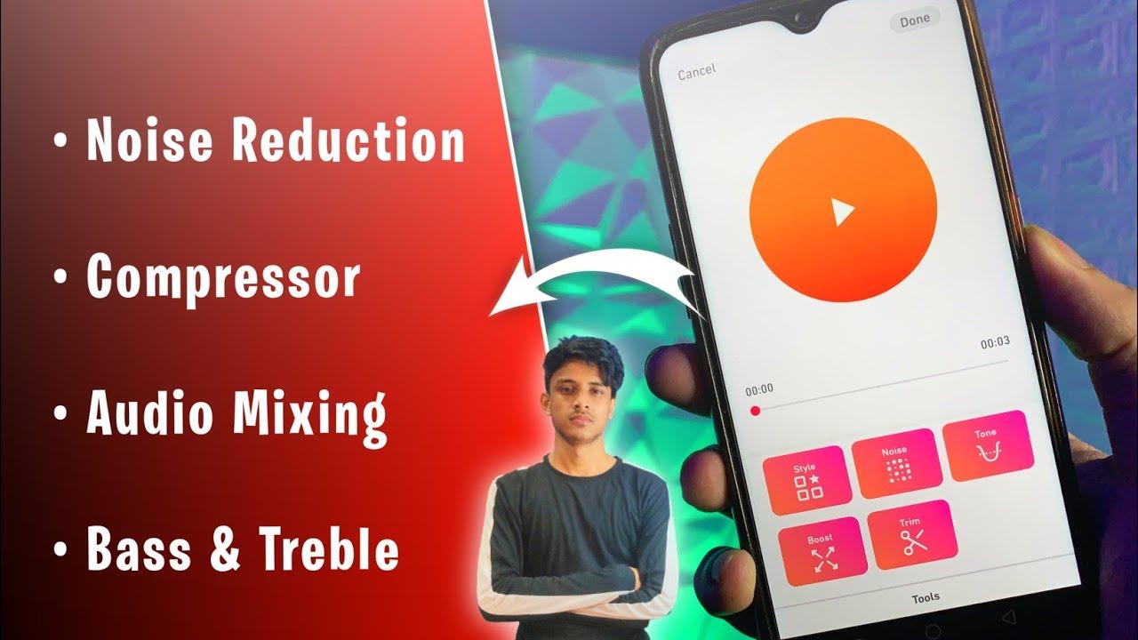 🔥यह New App बेस्ट है Audio Editing के लिए   Best Voice recording app for Android