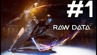 [Episode 1] Raw Data PSVR Gameplay [One of the Best VR Games]