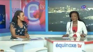 JOURNAL BILINGUE 20H EQUINOXE TV DU  Samedi 24 Mars 2018