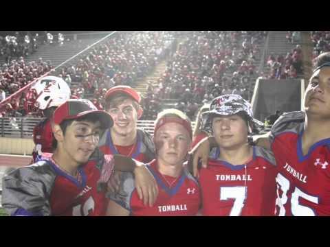 Tomball Highschool Varsity Football Highlights