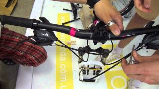 Сборка велосипеда Bergamont из коробки в домашних условиях(Обучающее видео о том, как легко и просто самому собрать новый велосипед из коробки. Выбрать велосипед..., 2015-08-04T14:32:24.000Z)