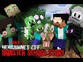 monster school herobrine s life part 2 the story of monster school minecraft animation
