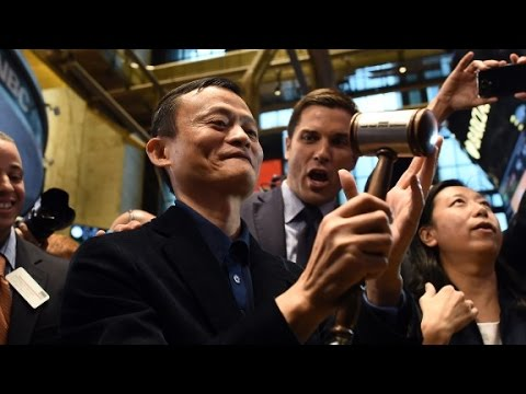 Alibaba's Jack Ma promises 1 million US jobs