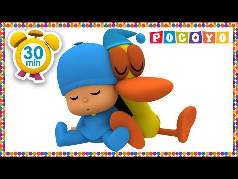 🌠POCOYÓ en ESPAÑOL - ¡Hora de dormir! [ 30 minutos ]   DIBUJOS ANIMADOS infantiles en ESPAÑOL