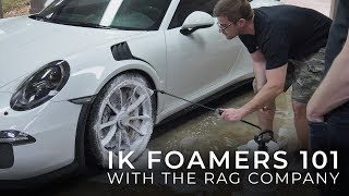 How To Properly Use IK Foamers ft. The Rag Company thumbnail