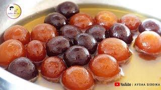 জর্দা ও ডেজার্ট সাজানোর জন্য তিনরকম বেবি সুইটস || Baby Sweets, Rasgulla, Gulabjamun
