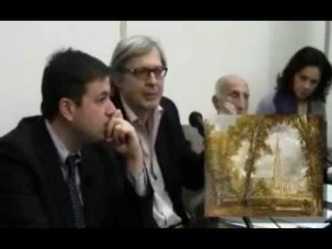 E. Isgrò e Gillo Dorfles: lo Scarafaggio