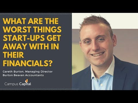 Start-up financials: what are the worst things start-ups get away with?