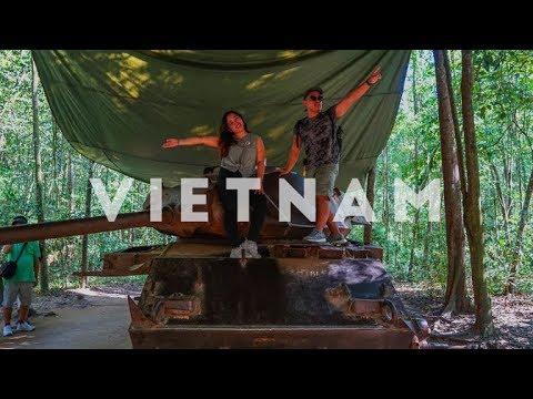 Vietnamese Food Trip | Ho Chi Minh, Vietnam