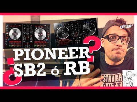 REVIEW: Diferencias PIONEER SB2 vs PIONEER RB. ¿Cuál elegir?
