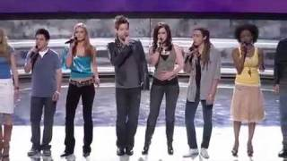 Shout to the Lord Sing in AMERICAN IDOL!.m4v