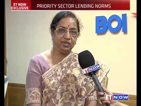 Bank Of India Chairman VR Iyer On Priority Sector Lending | EXCL