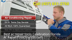 AC Repair Celebration Florida