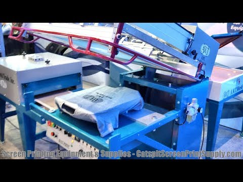 ISS Screen Printing Trade Show 2018: Accu-Print, Pro-Light And Cure-Tex From AWT