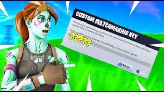 Fortnite Custom game s vas pri 1k abonati giveaway 1k vBucks (!discord !setup !ps4) BG