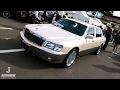 (HD)Hyundai Equus Limousine VL450 VIP STYLE ヒュンダイ・エクウスカスタム - 名古屋オートトレンド2017