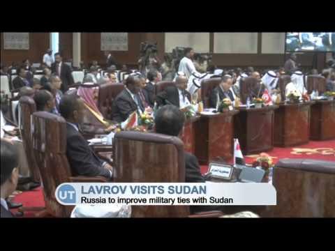 Russia Strengthens Sudan Army Ties: FM Lavrov meets Sudanese President Omar al-Bashir