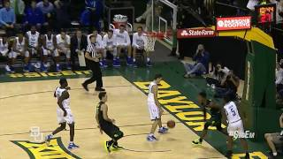 Baylor Basketball (M): Highlights vs. FGCU