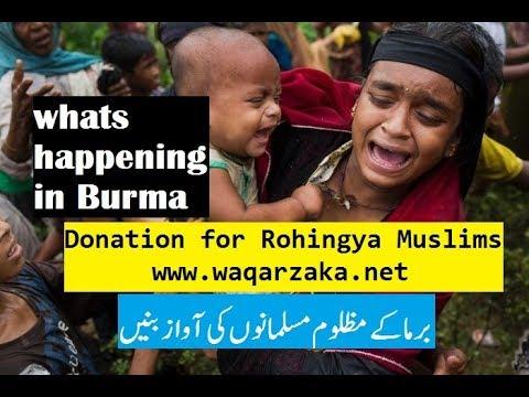 Journey of Burma Sep 2017 with Waqar Zaka